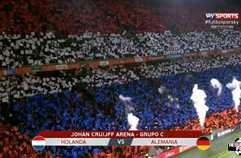 네덜란드 2:3 독일 하이라이트