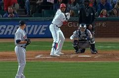 '홈런에는 홈런으로 대응' 로날드 구즈만, 동점 솔로포!