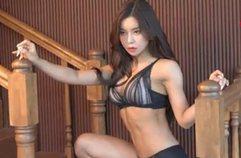 섹시미 뿜뿜 !! 배혜연의 화보촬영장 take2 !!