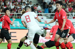 한국 1:1 이란 하이라이트