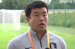 [국가대표] 의무 트레이너에 묻다, 결승전 앞둔 대표 팀의 몸 상태는? (스포츠타임 현장)