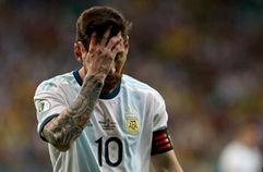아르헨티나 0:2 콜롬비아 하이라이트