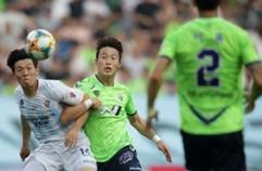 전북현대모터스 1:1 울산현대축구단 하이라이트