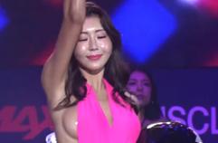2019 머슬마니아 커머셜모델 김미수