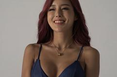 머슬마니아 정채아 맥스큐 촬영현장 ~ 정채아의 치명적 매력 part 1 !