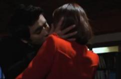 이영은에게 기습 키스하는 김동윤