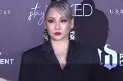 [S영상] CL 손키스 작렬 & 에즈라 밀러 풍요의 댄스
