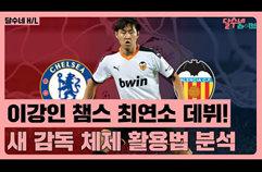 이강인 챔스 최연소 데뷔! 새 감독 체제 활용법 분석