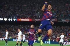 바르셀로나 4:0 세비야 하이라이트