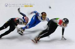 [월드컵 2차] 남자 5000m 계주 - 황대헌의 엄청난 스퍼트! 금메달 차지하는 대한민국