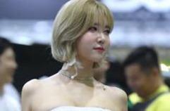 2017 서울오토살롱 SEOUL AUTO SALON 레이싱모델 ★허윤미★ 직캠