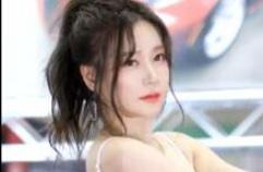 2018 서울오토살롱 - 레이싱모델 ☆한지은☆ 직캠