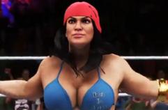 (WWE 2K20) Nikki Bella (USA) VS Nia Jax (USA) ExtremeRules bikini match #1 | 니키벨라 VS 나이아 잭스 비키니 매치