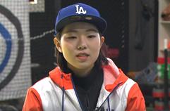 서울대 최초의 여자야구선수 김라경, 지난 날 돌아보며 참을 수 없었던 눈물