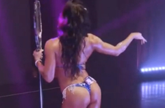 FITNESS BIKINI 모음7 NO CUT 2019 머슬마니아 미즈비키니 쇼트 무편집본 # 2019 Muscle Mania Ms Bikini Short