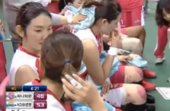 한국의 어떤 여자프로농구팀이 보여준 막장 팀케미스트리