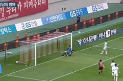 [프로축구] 주니오vs김영광…창과 방패의 대결 / 연합뉴스TV (YonhapnewsTV)