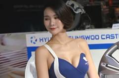 [직캠] 레이싱모델 박하 2019 오토살롱위크 Racing Model Park Ha AutoSalonWeek fancam