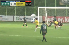 2020 WK리그 9R l 경주 한수원 vs 보은 상무l하이라이트 – 2020.7.27