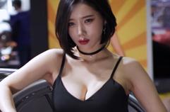 레이싱모델 송주아 Seoul Motor Show 2019 서울모터쇼 Racing Model Song Jooa #1