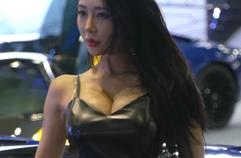 [직캠] 2019오토살롱위크 JAJ 레이싱모델 이시아 Fancam AutoSalonWeek Racing Model Lee Sia