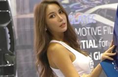 [직캠] 레이싱모델 최예록 2019 오토살롱위크 JAJ Racing Model Choi YeRok Fancam