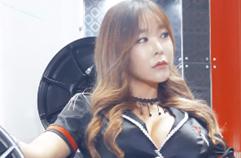4K 레이싱모델 직캠 2018 서울오토살롱 한소울 진유리 by 4KPG