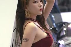 [직캠] 2019 오토살롱위크 AUTO SALON WEEK JAJ 글래머 레이싱모델 김라영 Racing Model Kim LaYoung Fancam