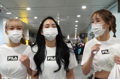 [2020 한국시리즈] 두산베어스 - 루키 치어리더 #정희정 #두산의 승리를 위하여