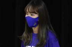 [4K] 치어리더 유주흔 직캠 (cheerleader) - 응원모습 직캠 @여자농구/삼성생명블루밍스 (용인실내체육관)/201126/Fancam By 쵸리(Chori)
