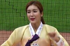 한화이글스 김연정 치어리더 180923
