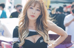 레이싱모델 진하진 2020 LOWXXX 세로 직캠 I KOREAN RACING MODEL JIN HA-JIN FANCAM @LAWXXX 2020