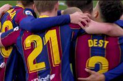 바르셀로나 메시 1골 1도움 (세비야전)