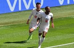 잉글랜드 1:0 크로아티아 하이라이트