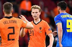 네덜란드 3:2 우크라이나 하이라이트