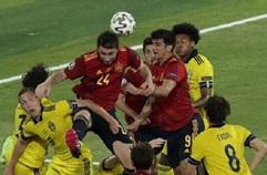 스페인 0:0 스웨덴 하이라이트