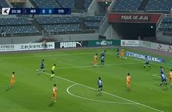 제주 유나이티드 FC 1:4 인천 유나이티드 FC 하이라이트