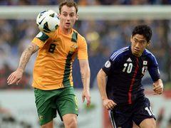 월드컵(예선)아시아  일본 1:1 오스트레일리아