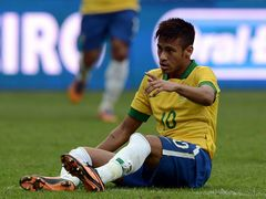 국제친선경기  브라질 3:0 프랑스