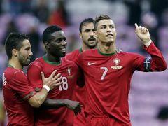 국제친선경기  크로아티아 0:1 포르투갈