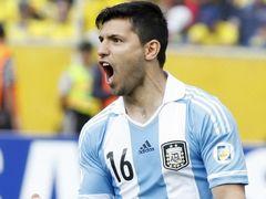 월드컵(예선)남아메리카  에콰도르 1:1 아르헨티나