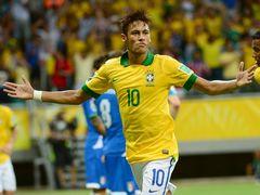 FIFA 컨페더레이션스컵 A 조  브라질 4:2 이탈리아