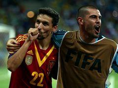 FIFA 컨페더레이션스컵 4강전 스페인(N) 0 (7 PK 6) 0 이탈리아
