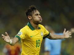 FIFA 컨페더레이션스컵 결승전 브라질 3:0 스페인