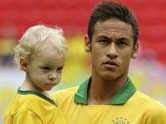 국제 친선경기  브라질 6:0 오스트레일리아