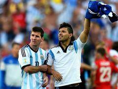 브라질 월드컵 16강전 아르헨티나 0:0 스위스(연장전 1:0)(N)