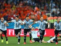 브라질 월드컵 4강전 네덜란드 0:0 아르헨티나(승부차기 2:4)