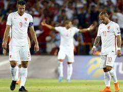 UEFA EURO 예선경기 8R  터키 3:0 네덜란드