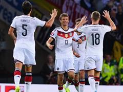 UEFA EURO 예선경기 8R  스코틀랜드 2:3 독일