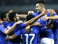 UEFA EURO 예선경기 9R  아제르바이잔 1:3 이탈리아